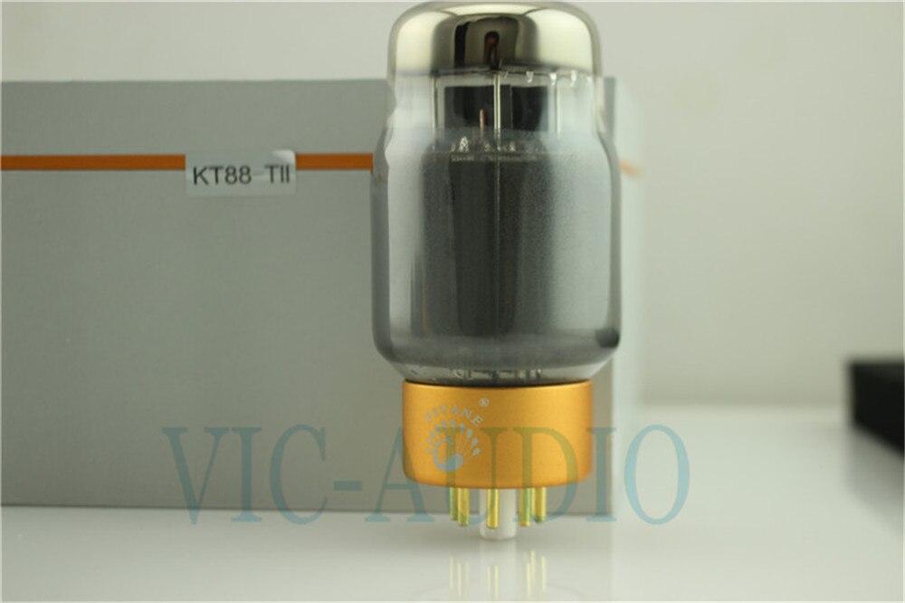 2PCS New Psvane Tube Matched Pair MARKII KT88 TII Vacuum Tubes Replace KT88 98 6550 KT88