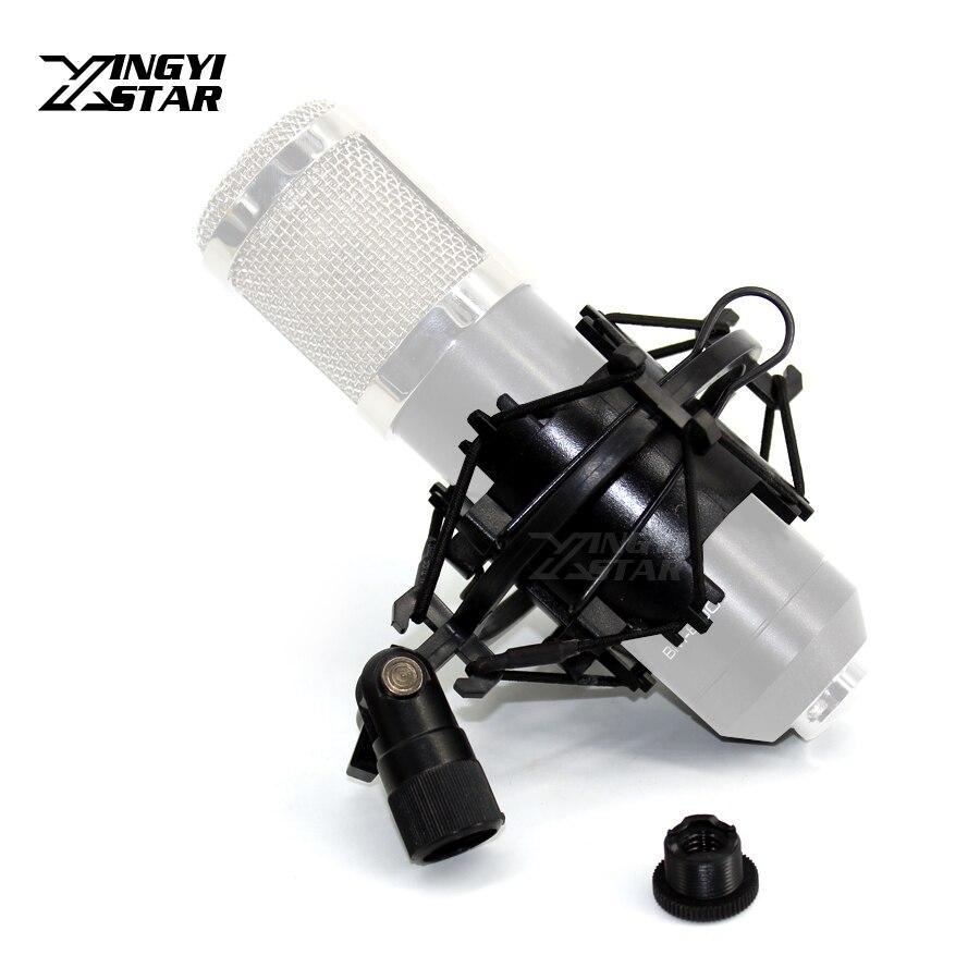 Unterhaltungselektronik Metall Desktop-ständer Mikrofon Spinne Shock Mount Halter Mic Shockmount Suspension Halterung Für Telefunken M80 M81 Ak47 Ar51 Cu29
