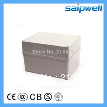 cheap IP66 waterproof box plastic ABS switch box junction box electronic box 150*200*130mm DS-AG-1520-1