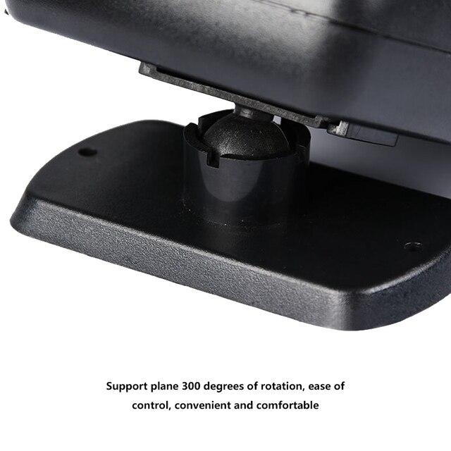 Nouveau chauffage de voiture refroidisseur d'air ventilateur pare-brise désembueur dégivreur 12V 5