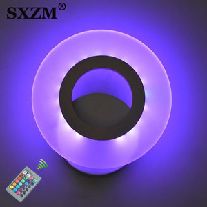 10W Wall Sconce Wall lamp RGB