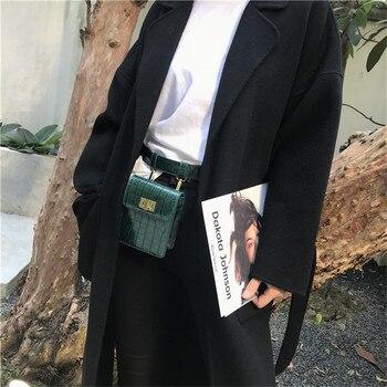 Mihaivina Alligator Mini Waist Bag 2