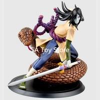 Anime Naruto Shippuden Figure Orochimaru PVC Action Figure Collectible Model Toy 13cm Retial Box
