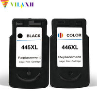 PG 445 CL 446 Cartridge PG 445 CL 446 Ink Cartridge For Canon pg445 for canon PIXMA iP2840 MG2440 MG2540 MG2940 MX494 printer