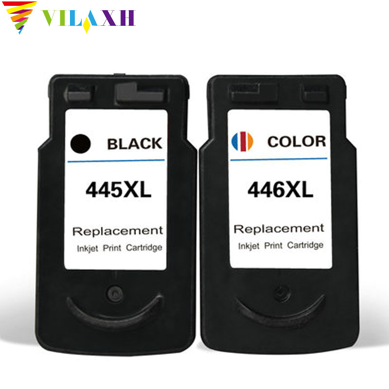 PG-445 CL-446 Cartridge PG 445 CL 446 Ink Cartridge For Canon pg445 for canon PIXMA iP2840 MG2440 MG2540 MG2940 MX494 printer low price 5pk compatibles tri color ink cartridge new version for canon cl 741xl cl741xl mx517 mx437 mx377 mg4170 inkjet printer page 8