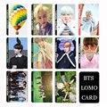 Оптовая KPOP Вентилятор BTS Bangtan Мальчики 2016 Новые Молодые навсегда Альбом Малый Ломо Карты Фото Фотокарта