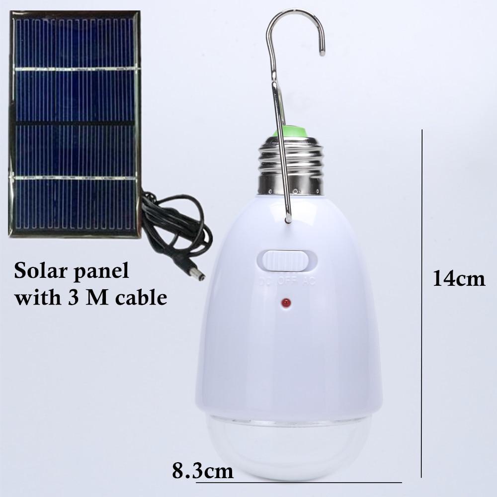 12 светодиодный солнечные Портативный светодиодный лампа с Дистанционное управление и Панели солнечные для наружного/Освещение в помещени...