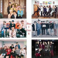 kpop bangtan boys Free Delivery  Poster Clear Image Wall Stickers Home Decoration Good Quality Prints home art Brand