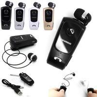 Original FineBlue F920 Wireless Bluetooth Headset Calls Remind Vibration Sports Running Hansfree Earphone For Smart Mobile