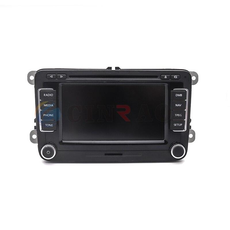 80-90% новое оригинальное автомобильное навигационное радио для Volkswagen RNS510 DVD радио VW RNS510 для автозапчастей