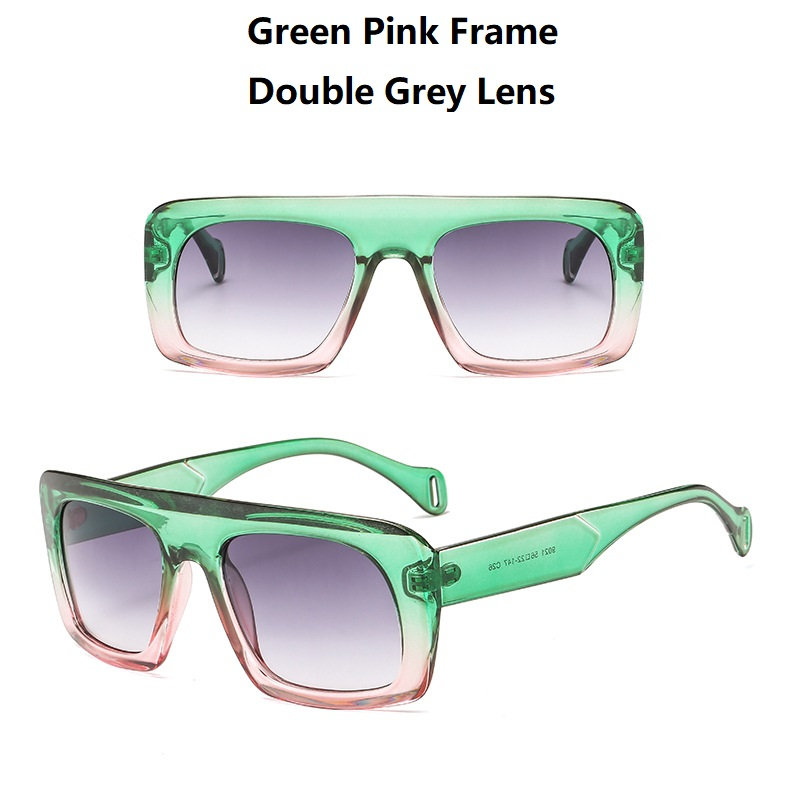 Green Pink Grey