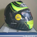 Original ARAI Corsair X IOM TT 2016 Helmet Motorcycle RX-7X Full Face Motocross Helmet RX-7V EU/CORSAIR-X US Limited Edition
