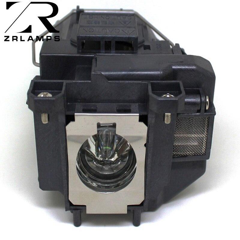 ZR ELPLP67 Original projector bulb for EB SXW11 EB SXW12 EB S02 EB S02 EB S11