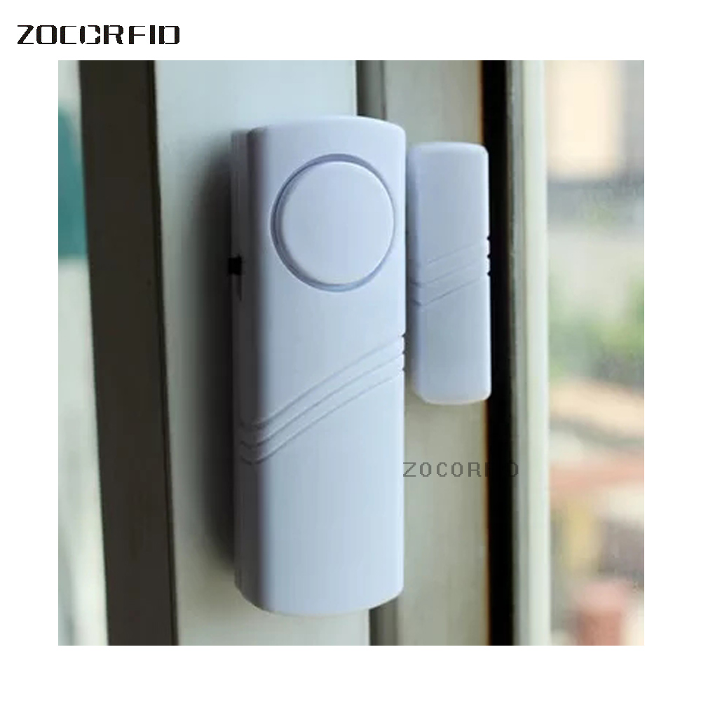 5pcs Mini Wireless Home Office Doors Windows Security Entry Burglar