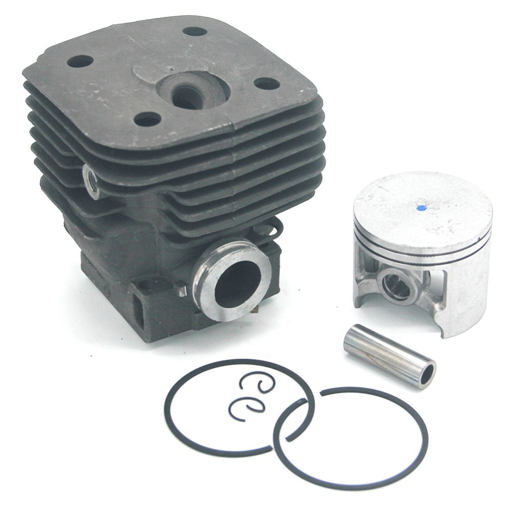 Cylinder Piston Kit for Husvarna 395 395XP 395 EPA 395XP EPA Jonsered 2094 2095 Nikasil Big Bore 58mm Chainsaw PN 503993903