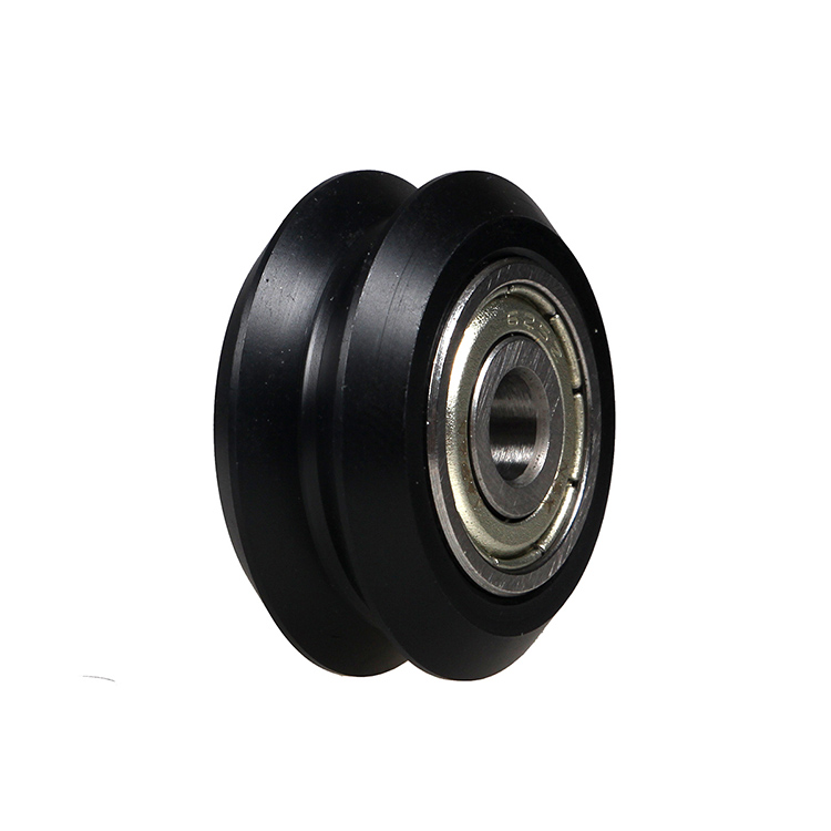 3D printer parts, V pulley, nylon plastic pulley, pulley, guide wheel, DIY, 625ZZ bearing oem roland vp540 dx4 printer pully rs640 solvent printer pulley