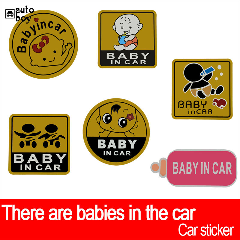 Car Sticker For Audi a3 For Cars For Volkswagen Car Accessories Car Stickers And Decals BMW Accessories Baby In The Sign-in Car Stickers from Automobiles & Motorcycles