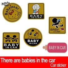 מדבקה לרכב עבור אאודי a3 עבור מכוניות עבור פולקסווגן רכב אביזרי רכב מדבקות ומדבקות BMW אביזרי תינוק סימן