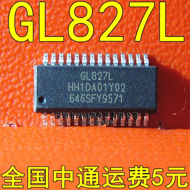 1pcs/lot GL827L GL827 SSOP-28