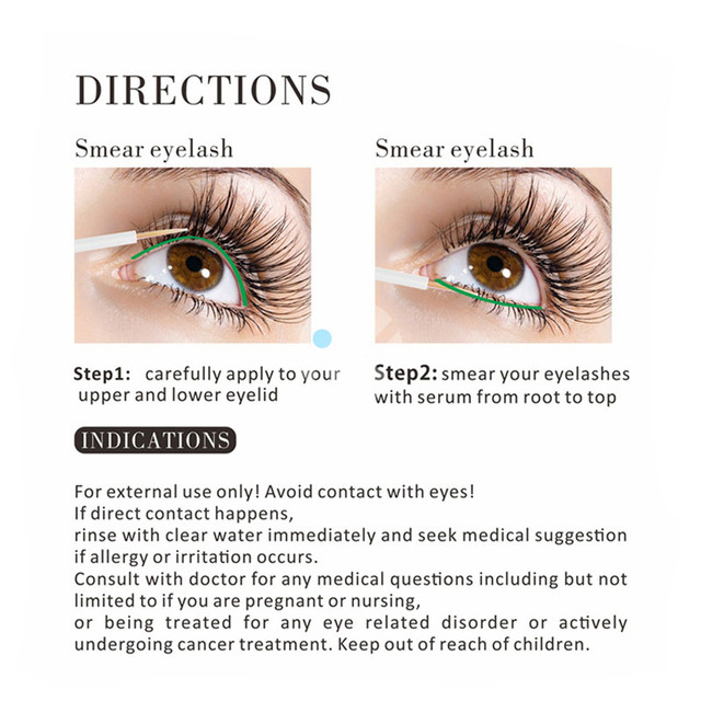 3ml Eyelash Growth Serum