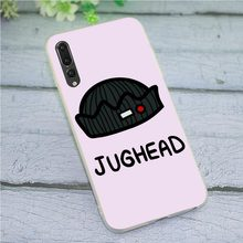 Soft TPU Case for Huawei P Smart 2019 Riverdale South Side Serpents Phone Cover for Mate 10 20 Pro P8 P9 P10 Lite P20 P30(China)