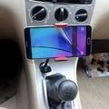 Cargador USB de coche del montaje para Samsung galaxy S7 S7 Edge / más
