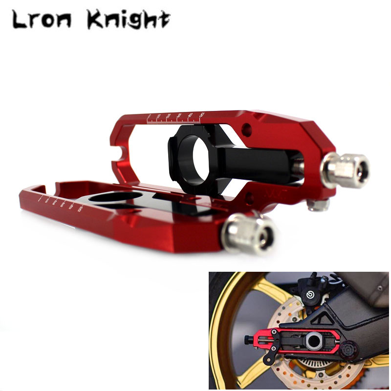 For SUZUKI GSXR1000 GSX-R1000 GSXR 1000 K9 2009 Motorcycle Accessories Parts Tensioners Catena Rear Axle Spindle Chain Adjuster bjmoto for kawasaki z900 2017 motorcycle chain adjuster z 900 tensioner catena rear axle spindle chain adjuster parts