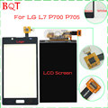 Crazy Promotion for LG Optimus L7 P700 P705 LCD Screen & Touch Screen Digitizer Glass Lens 100% Guarantee
