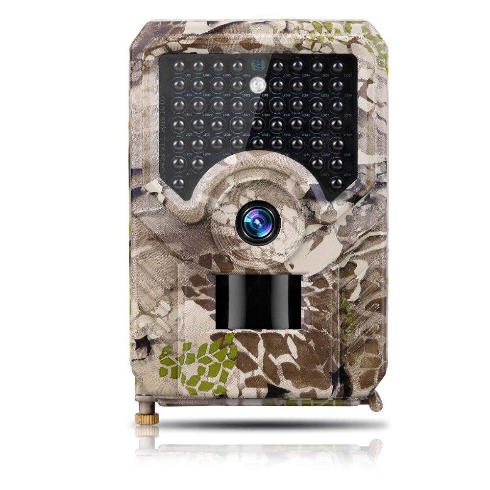 Game Trail Camera HD 1080P 49pcs IR Wildlife Motion Activated Hunting Camera Night Vision Trail Camera Video recorder photo trap (3)