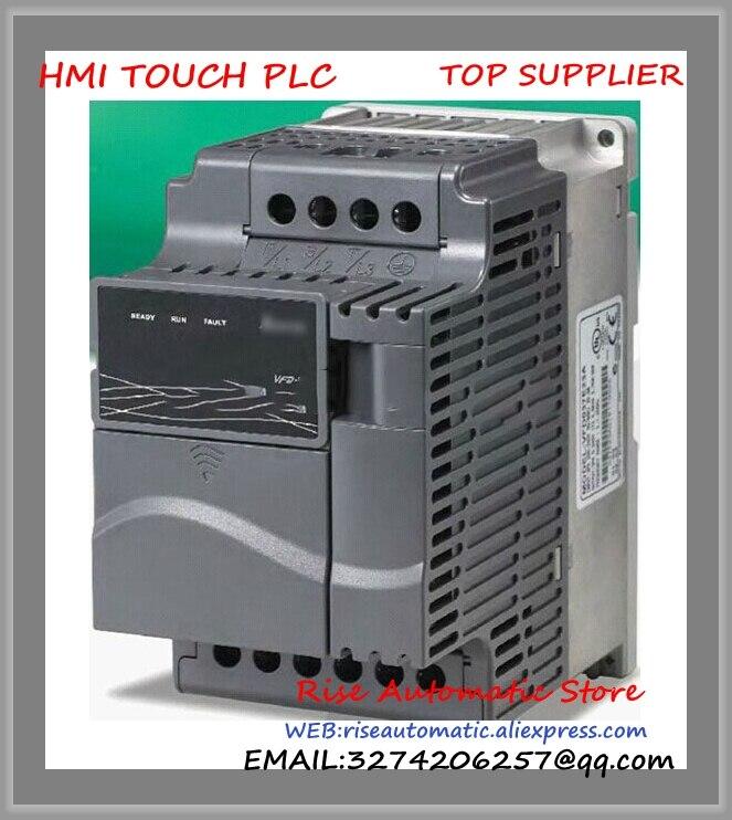 VFD-E Inverter AC motor drive 1 phase 220V 200W 0.25HP 1.6A 600HZ new VFD002E21A Delta