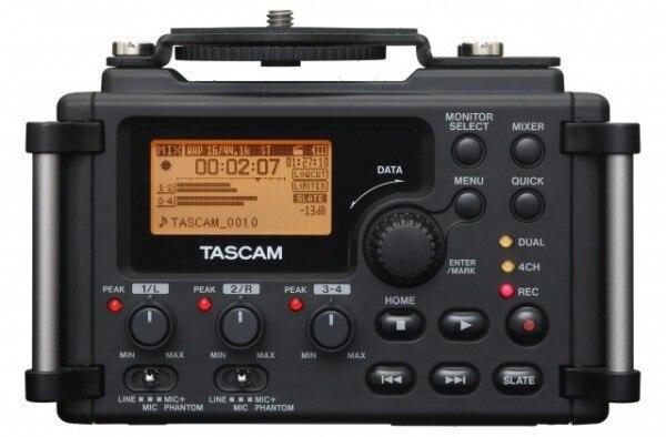 Digital Voice Recorder 2019 Mode 2015 Marke Original Tascam Dr-60d Professionelle Linear Pcm Recorder Mixer Dslr Video Shooter Für Dslr Slr Kamera Dhl Ems Verschiffen 2019 Offiziell