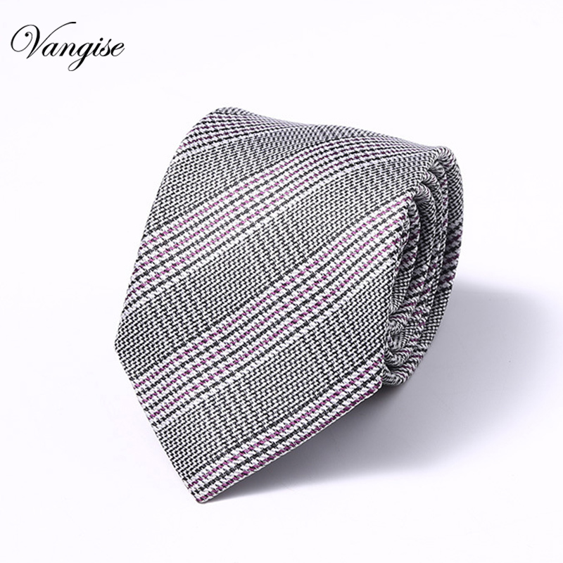 Brand New 6 cm Paisley Jacquard Woven Silk Ties Mens Neck Tie Striped Ties for Men Wedding Business Party Extra long size in Men 39 s Ties amp Handkerchiefs from Apparel Accessories