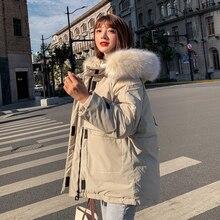 Winter Fur Outwear Female
