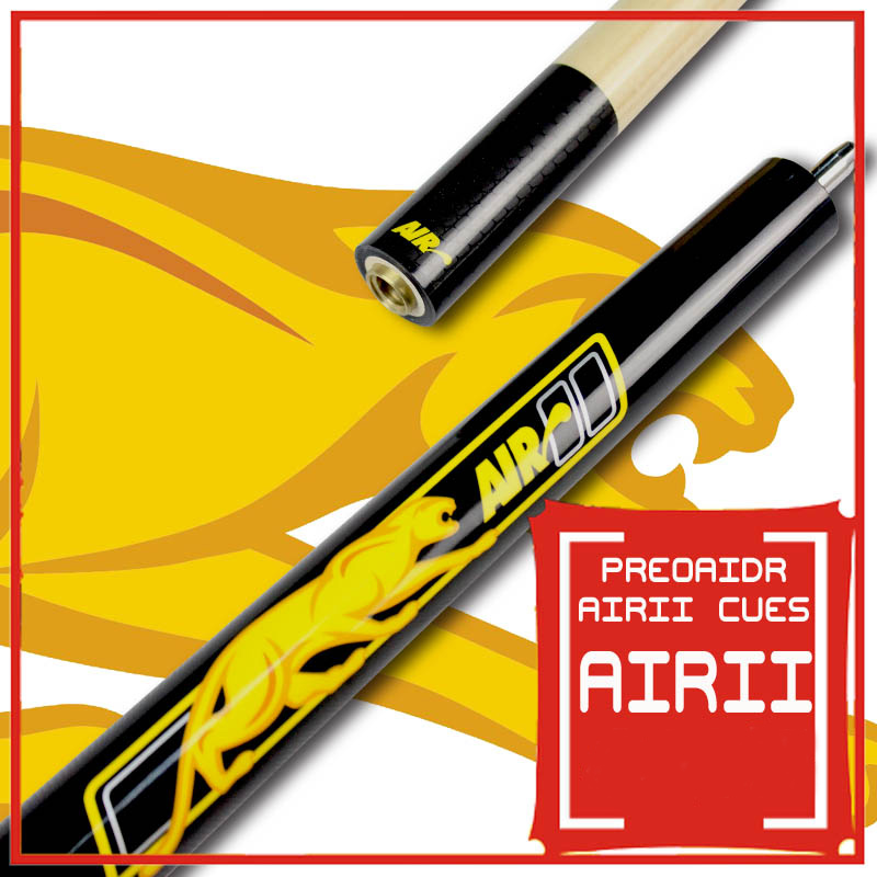 New Arrival 3142 Brand Air 2 Jump Cue 13mm Tip 106 68cm Length Made In China