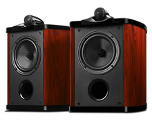 HiVi Diva 6.0 2-Way 2-Driver Bookshelf Speaker 6.5-Inch Woofer bass reflex piano paint top sound quality Loudspeaker (Pair)
