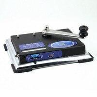 Manual Cigarette Rolling Machine Metal Tube Filling Machine Deluxe Hand Cigarette Injector Roller Machine Black
