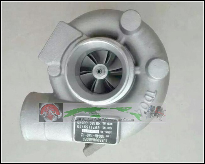 TDO4HL-15G12 49189-00540 49189-00550 49189-00550 960817125 Turbo For Kobelco EXCAVATOR SK120 SK120-1 For ISUZU JCB Industrial 4BG1T (1)