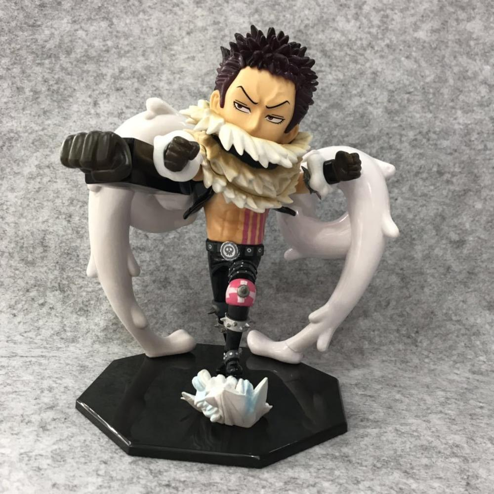 20cm <font><b>One</b></font> <font><b>piece</b></font> Charlotte <font><b>Katakuri</b></font> Action <font><b>Figure</b></font> PVC New Collection <font><b>figures</b></font> toys Collection for friend gift image