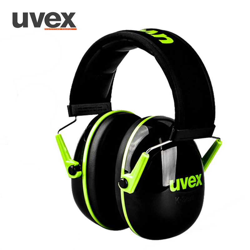 UVEX Anti-noise Earmuffs Professional Protective Ear Protector Sound Insulation Noise Reduction Hearing Protection muffs