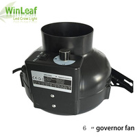 Grow Light/Tent 6 Inch Centrifugal Fans&Activated Carbon Air Filter for GreenHouse Grow Tent Hydroponic LED HPS/MH Grow Light