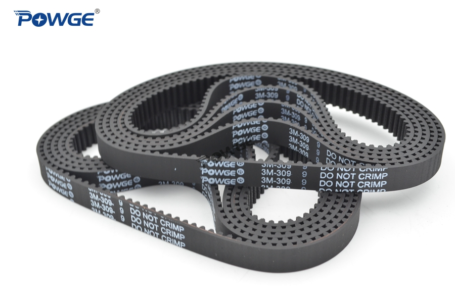 880-8M-50-Neutral HTD Timing Belt 8mm Pitch 50mm Wide 880mm Long