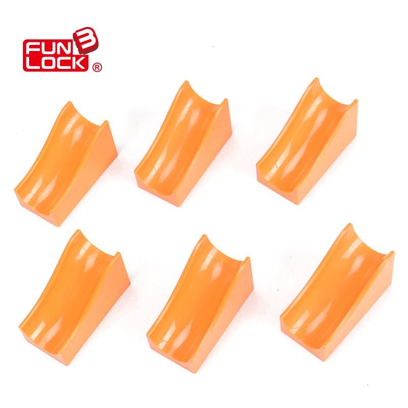 Blocos slides plástico Marca : Funlock3