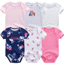 2018 New baby clothes newborn bodysuit roupas bebe girl boy costume baby clothing set