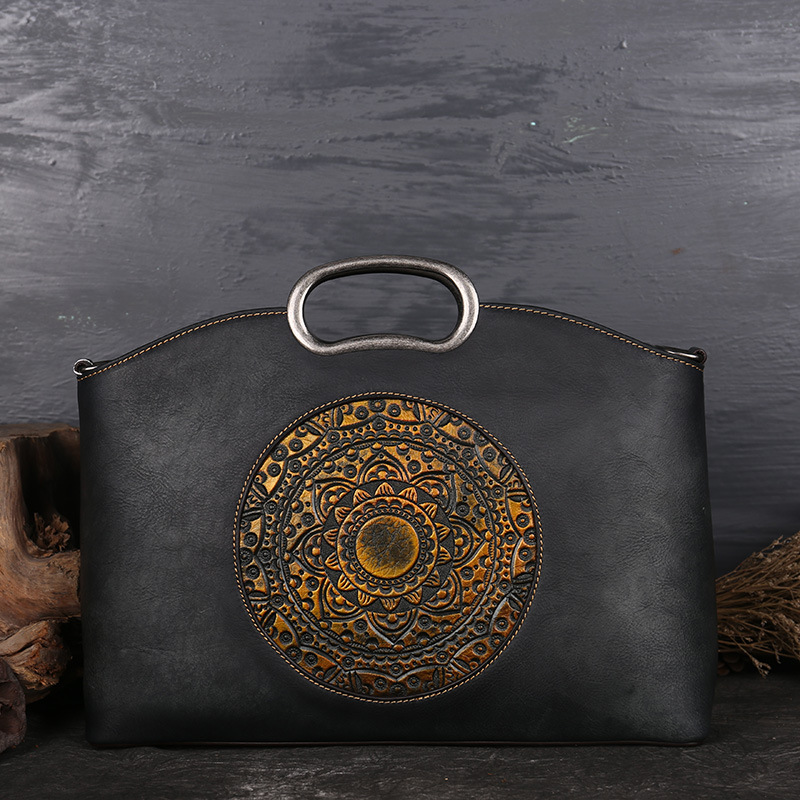 New Brand Vintage Women Genuine Leather Handbags Ladies Retro Elegant Shoulder Messenger Bag Cow Leather Handmade Womans Bags сухой корм trainer natural exigent cat with ocean fish с океанической рыбой для привередливых кошек 1 5кг