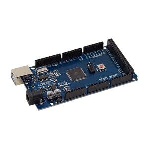 Image 2 - Kit Voor Arduino Uno Met Mega 2560/Lcd1602/Hc sr04/Dupont Lijn In Plastic Doos