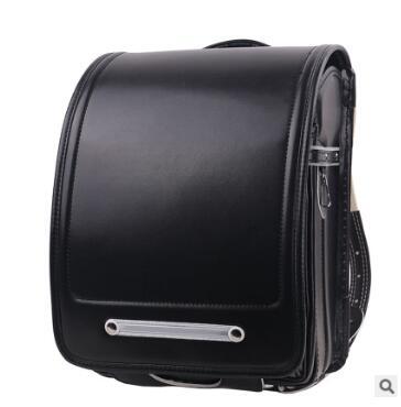 Bagaj ve Çantalar'ten Okul Çantaları'de Japonya okul sırt çantası çantası erkek için ortopedik çocuklar Japon okul çantası Öğrenci için PU Çocuk okul sırt çantası çanta kız'da  Grup 1