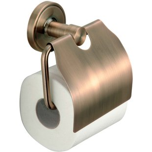 Free Shipping Brushed Red Bronze Bathroom Toilet Holder Paper Accessories