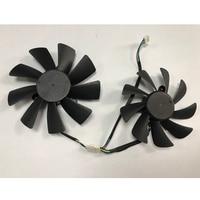 87MM FD9015U12S 100MM FD10015H12S 4Pin Cooler Fan For ZOTAC GTX 1060 1070 Ti MINI HA 1080 Ti MINI Dual Graphic Card Cooling Fan