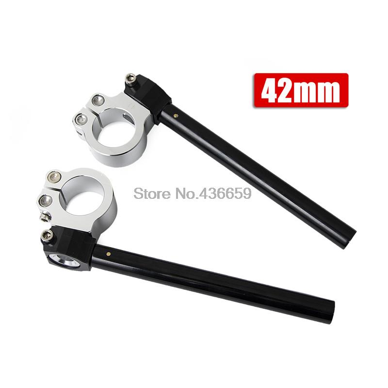 Hot Sale Clip on Handle Bar Clip On Ons Handlebars Universal Fits All 42mm Fork Tubes