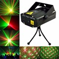 Hot Sale Mini Projector R&G DJ Disco Light Stage Xmas Party Laser Lighting A